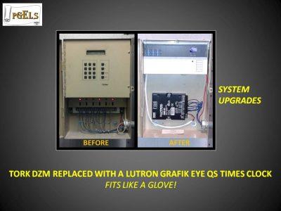 Lutron Homeworks System Upgrades