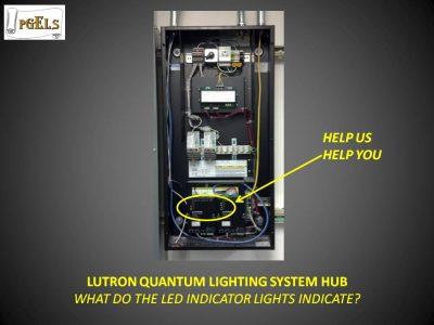 Lutron Quantum Lighting System