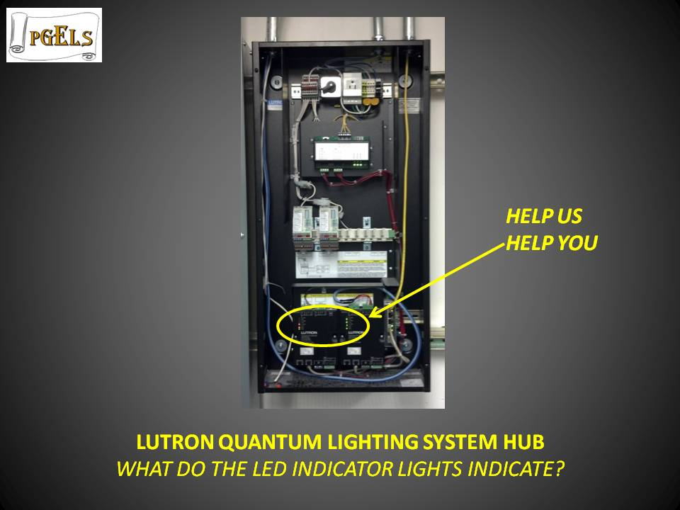 Lutron Quantum Lighting System