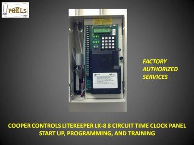 Cooper Controls Litekeeper LK-8